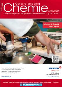 österreichische Chemie-Zeitschrift Ausgabe 05/2012