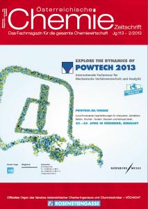 österreichische Chemie-Zeitschrift Ausgabe 02-2013