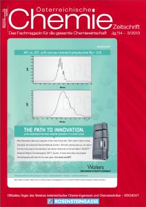 österreichische Chemie-Zeitschrift Ausgabe 03-2013