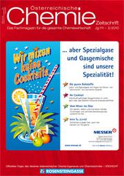 österreichische Chemie-Zeitschrift Ausgabe 02-2010