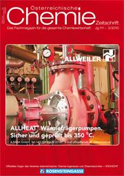 österreichische Chemie-Zeitschrift Ausgabe 03-2010