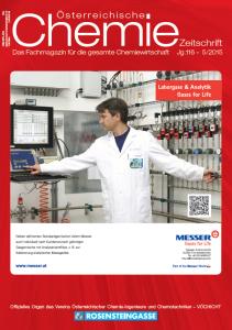 Österreichische Chemie Zeitschrift 05 2015
