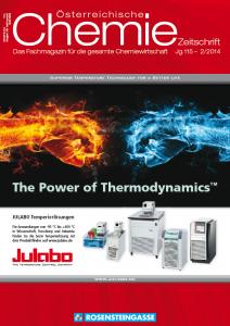 österreichische Chemie-Zeitschrift Ausgabe 02-2014