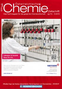 österreichische Chemie-Zeitschrift Ausgabe 05-2013