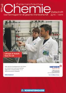 österreichische Chemie-Zeitschrift Ausgabe 01-2014