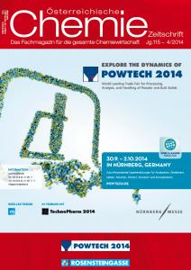 österreichische Chemie-Zeitschrift Ausgabe 04-2014