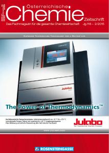 österreichische Chemie-Zeitschrift Ausgabe 02-2015