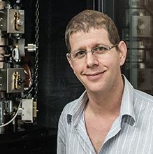 Prof. Ohad Medalia (Foto: Universität Zürich)