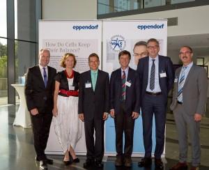 Eppendorf Award 2015