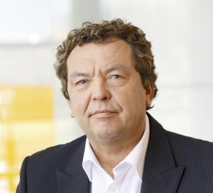 Bild zeigt Herrn Reinhard Vogt, Sartorius AG