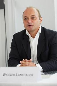 Dr. Werner Lanthaler . Foto: Thomas Preiss