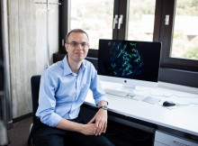 Martin Jinek erhält Young Investigator Award - Foto: Universität Zürich