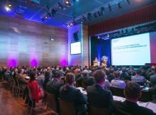 Rund 180 Teilnehmer und Teilnehmerinnen sind nach Zell am See gekommen, um sich von 22. bis 23 September zum top aktuellen Thema Industrie 4.0 auszutauschen.