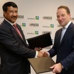 LANXESS und Saudi Armaco gründen Joint Venture für Kautschuk Produktion