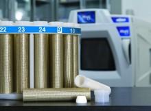 Mikrowelle Mars 6 mit speziell kalibrierten Glaseinsätzen | Foto: CEM