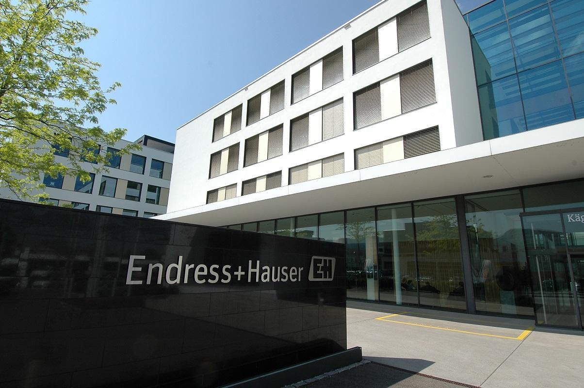 Endress Hauser 2016 mit Rekord Patenteinreichungen
