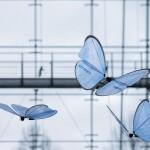 eMotionButterflies von Festo   Foto: Festo