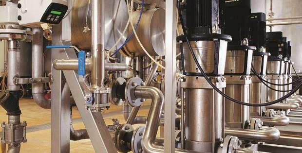 Grundfos auch weiter in Lebensmittel- und Pharma-Industrie tätig