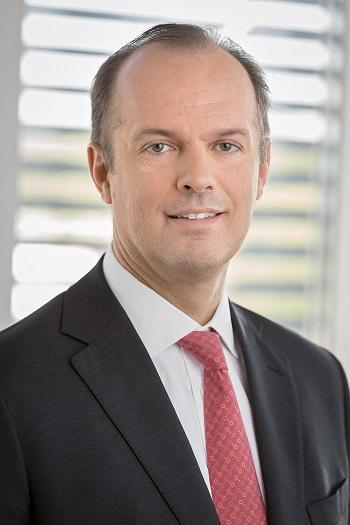 Philipp von Lattorff, Generaldirektor Boehringer Ingelheim RCV | Foto: Rainer Mirau