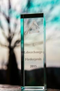 Der Labexchange Förderpreis 2015 | Foto: Labexchange