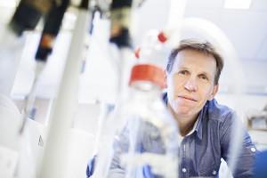 Ton Schumacher, Preisträger des Meyenburg-Preises 2015 | Foto: Ton Schumacher
