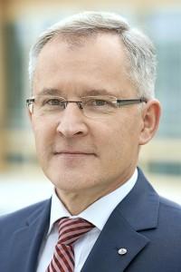Dr. Wolfgang Baiker, Mitglied der Unternehmensleitung mit Verantwortung für Produktion und Biopharmazie | Foto: Boehringer Ingelheim