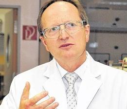 Dr. Thomas Haas, Leiter des Bereichs Science & Technology bei Creavis, der strategischen Innovationseinheit von Evonik | Foto: Oliver Mengedoht