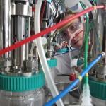 Aus dem Biotechnologie-Labor bei Evonik in Marl | Foto: Evonik Industries AG