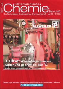 Österreichische Chemie Zeitschrift 06 2015