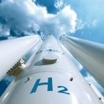 Wasserstoffspeicher   Foto: Linde Gas