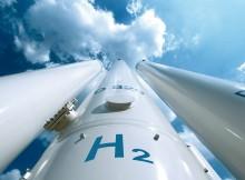 Wasserstoffspeicher | Foto: Linde Gas