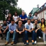 Ulrich Kortz von der Jacobs University und einige Mitglieder des Forscherteams, mit denen die aktuelle Veröffentlichung entstanden ist. | Foto: Jacobs University