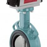 Neuer Standard bei der Oberflächenqualität der Absperrklappen-Baureihe GEMÜ 480 Victoria erweitert das Anwendungsspektrum. Foto: GEMÜ