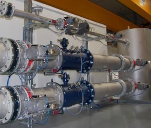 Höntzsch erweitert rechtzeitig zum 50. Jubiläum die bestehende DAkkS Akkreditierung für Strömungsgeschwindigkeit um die KPIs Durchfluss, Volumenstrom und Massedurchfluss von Gasen.   Foto: Höntzsch GmbH