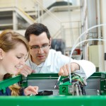 Das Netzwerk »3D Composite Print« entwickelt unter Leitung des Fraunhofer IPA neue Lösungen, um FVK-Bauteile mit 3D-Druck kostengünstig herzustellen. | Foto: Fraunhofer IPA