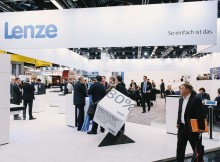 Lenze auf Hannover Messe | Foto: Lenze