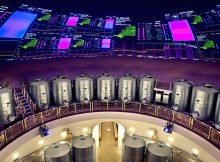 Palmaz Vineyard Fermentation Tanks | Foto: Palmaz Vineyard