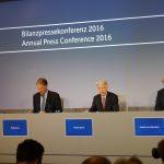 Bilanzpressekonferenz Boehringer Ingelheim 2016 | Foto: Österreichische Chemie Zeitschrift