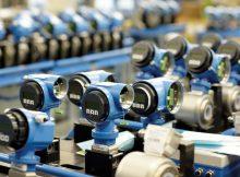 Heute produziert Endress+Hauser mit modernster Produktionslogistik an sechs Standorten weltweit in der Schweiz, Frankreich, USA, China, Indien und Brasilien. | Foto: Endress+Hauser