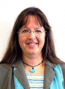 Prof.(FH) Dr. mont Corinna Engelhardt-Nowitzki, Studiengangsleiterin Mechatronik / Robotik an der FH Technikum Wien. Foto: FH Technikum Wien