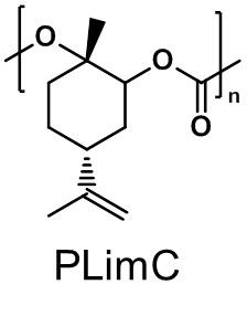 Strukturformel von PLimC