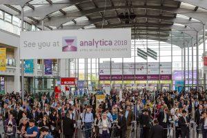analytica 2016 | Foto: Messe München