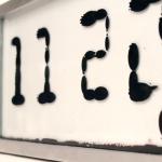 Ferro-magnetische Uhr   Foto: Zelf Koelman