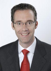 Dr. Michael Zobel, Leiter des Geschäftsbereichs High Performance Polymers bei LANXESS