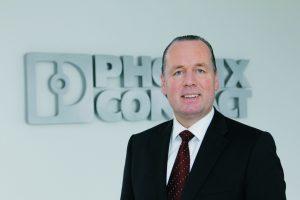 Frank Stührenberg, Vorsitzender der Geschäftsführung von Phoenix Contact. | Foto: Phoenix Contact