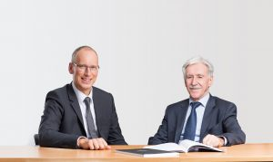 CEO Wechsel bei Analytik Jena: Ulrich Krauss folgt auf Gründer Klaus Berka | Foto: Analytik Jena