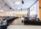 Beim B&R User Meeting in Salzburg erhielten die Teilnehmer umfangreiche Informationen darüber, wie sie Industrie 4.0, Cloud-Anbindungen und Big Data in einer smarten Fabrik umsetzen können. | Foto: B&R