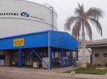 Ägyptens führender Düngemittel-Produzent Alexandria Fertilizers Co. (Alexfert) setzt in seiner neuen Wasseraufbereitungsanlage in Alexandria auf Umkehrosmose-Membranelemente und Ionenaustauscher von LANXESS. | Foto: Alexfert