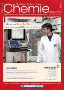 Österreichische Chemie Zeitschrift 05 2016