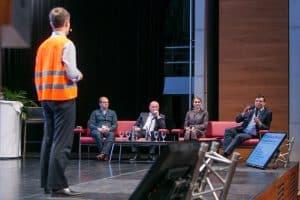 Start-up-Pitch 4.0 im vollen Gange | industry.tech / Martina Draper